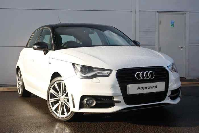 Glacier White Metallic Audi A1 Sportback With Images Audi A1