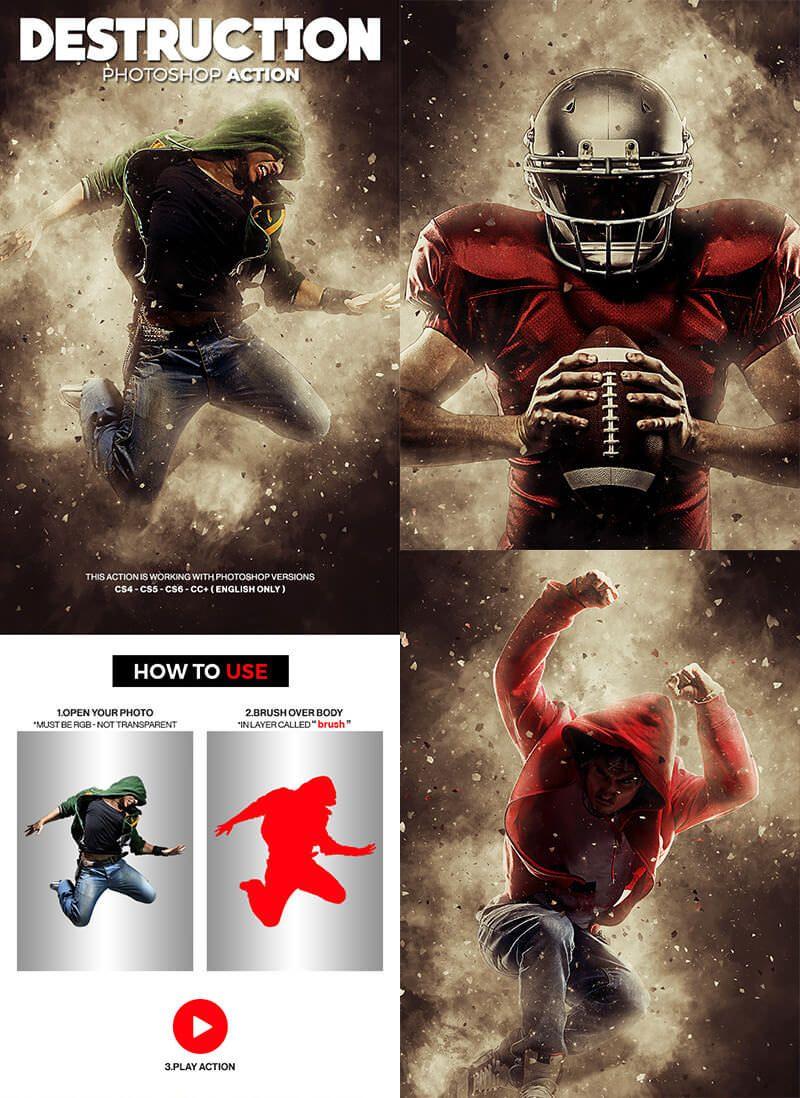 プロ級の写真加工がボタンひとつ 良質photoshopアクション素材まとめ Photoshopvip 写真加工 Photoshop アクション フォトショップ