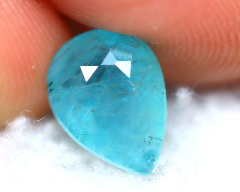 Grandidierite 1.34Ct Natural World Rare Gemstone E0921