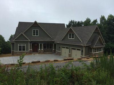 House Plan The Butler Ridge By Donald A Gardner