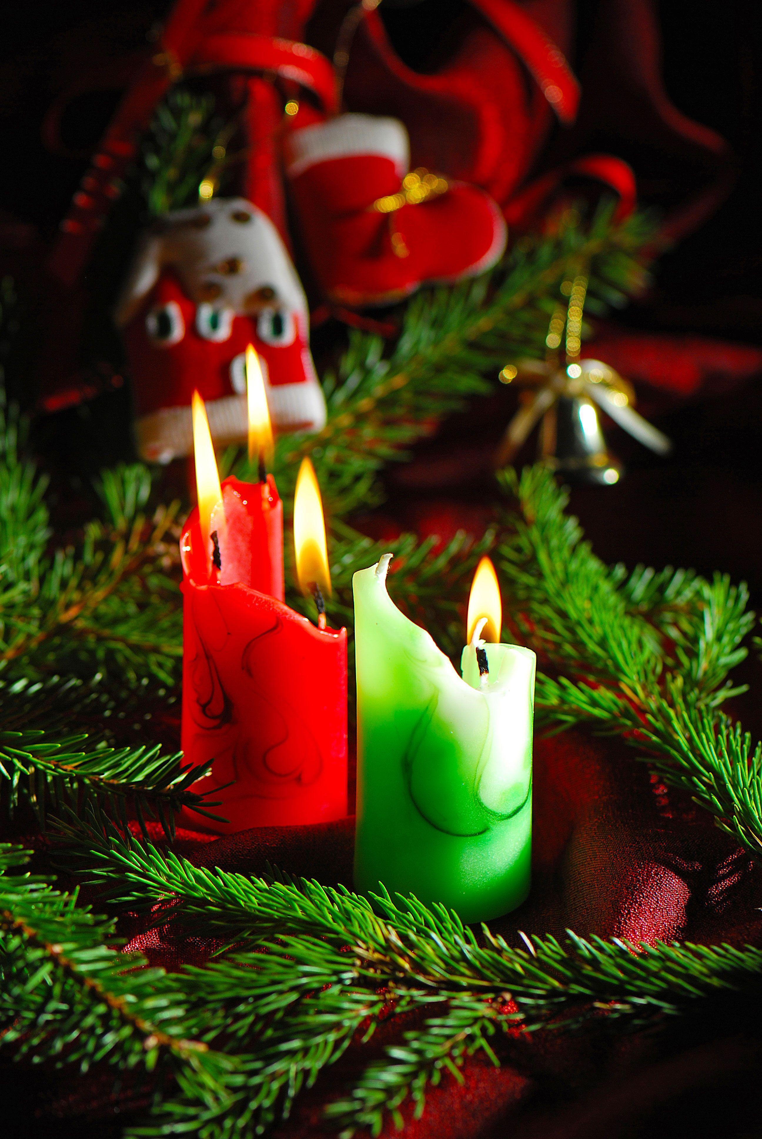 Kerzen Zu Weihnachten Verschenken Und Damit Eine Grosse Freude