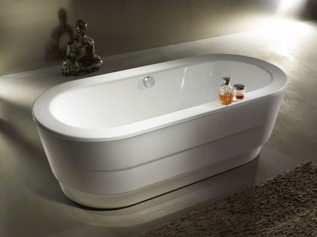 KALDEWEI - Centro Duo Oval | Master Bathroom | Classic baths, Steel ...