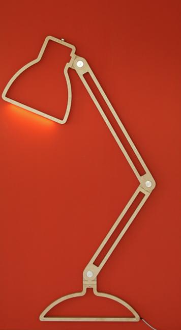 Giles Godwin Brown: Nepa Lamp | designgush