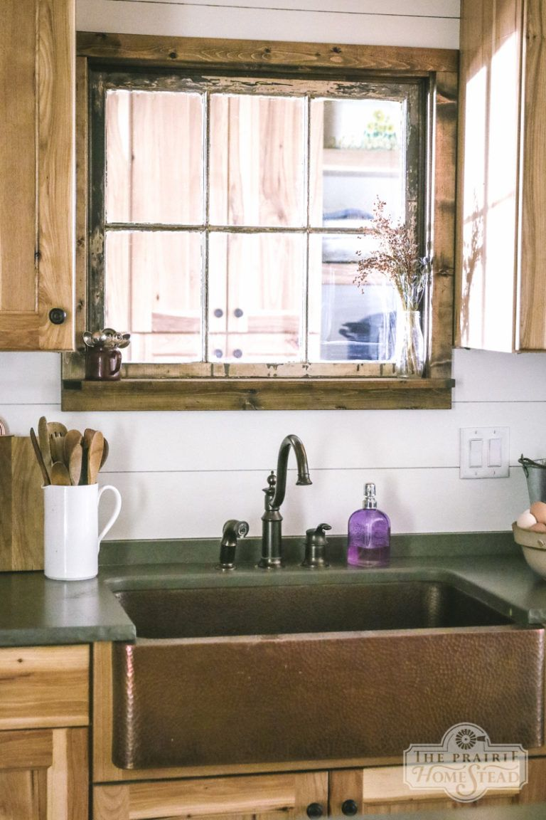 Diy Shiplap Kitchen Backsplash Kitchen Remodel