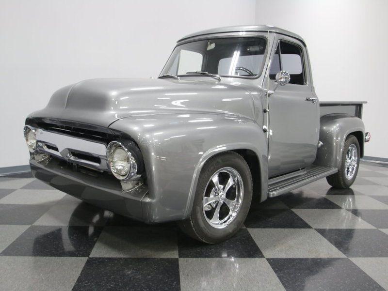 1954 Ford F-100 for sale - La Vergne, TN | OldCarOnline.com ...