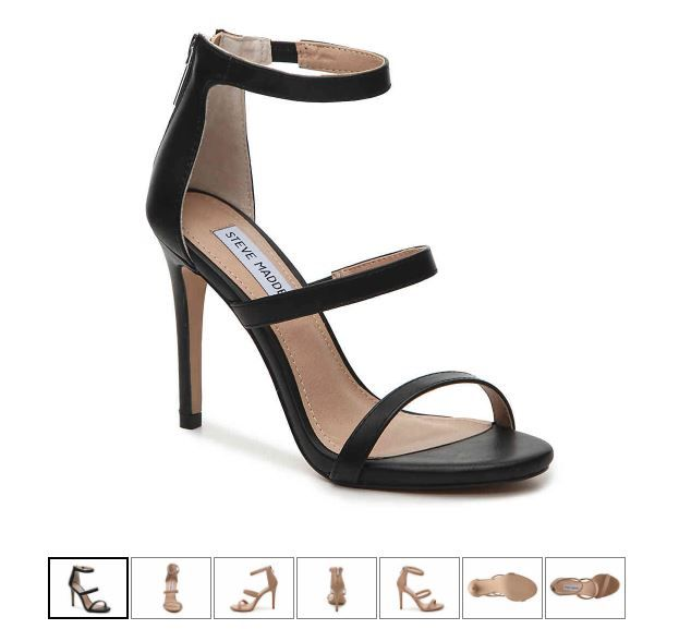 Black & Strappy - STEVE MADDEN 'Feelya Sandal' | Shoes | Pinterest | Steve  madden, Sandals and Shoe boot