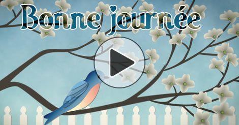 Une Jolie Carte Virtuelle Carte Bonne Journee Jolie Carte Virtuelle Image De Bonne Journee