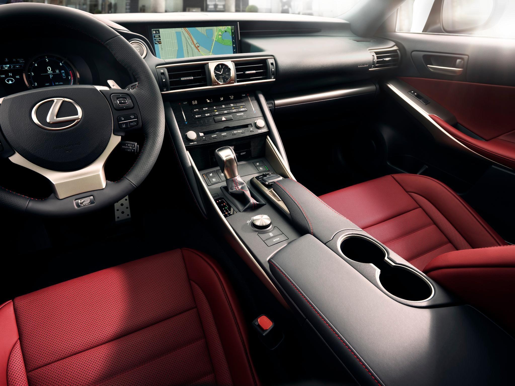 Irresistible Inside And Out Lexusis F Sport Dch Lexus Of Oxnard