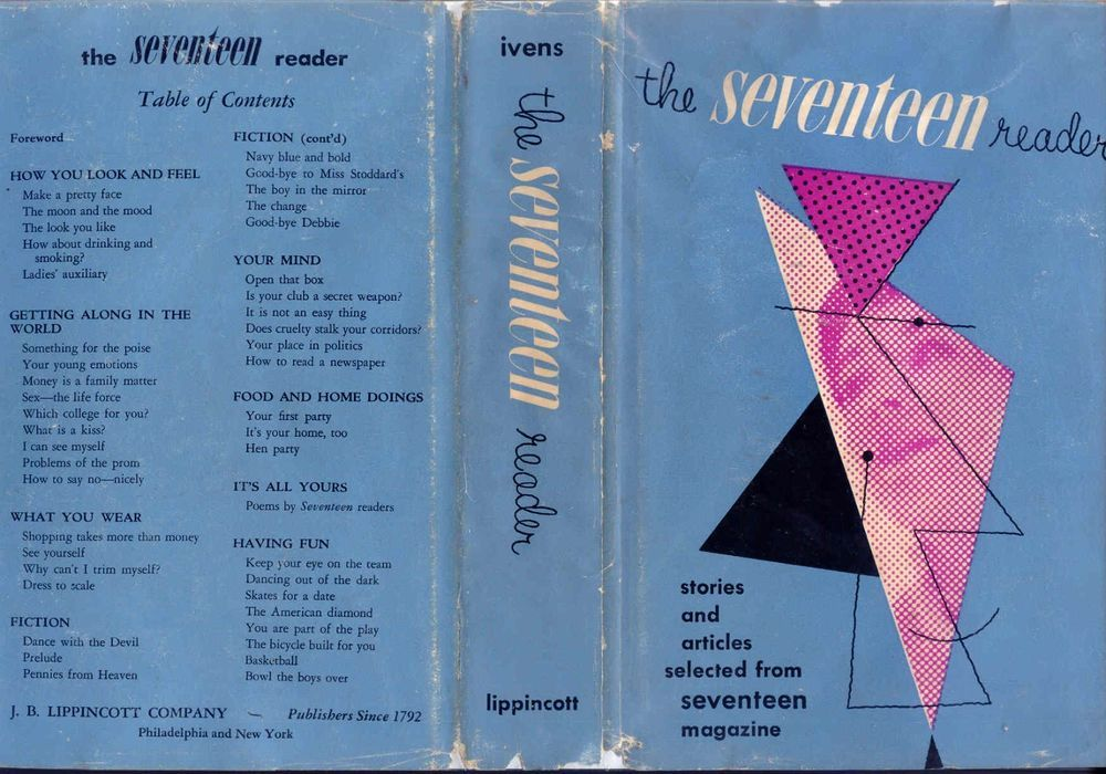 The Seventeen Reader, Ivens, Bryna