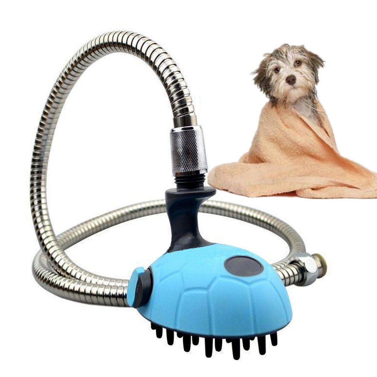 Owikar Multifunctional Pet Shower Head With Hose Bath Tub Dog