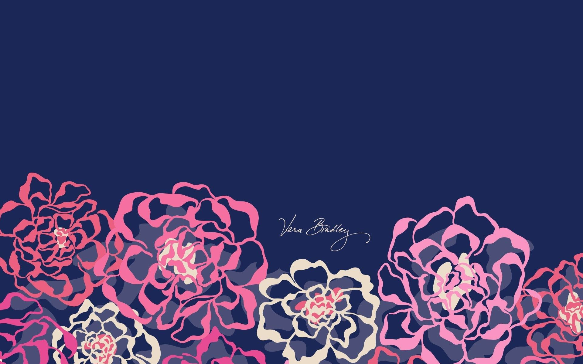 vera bradley backgrounds for widescreen free