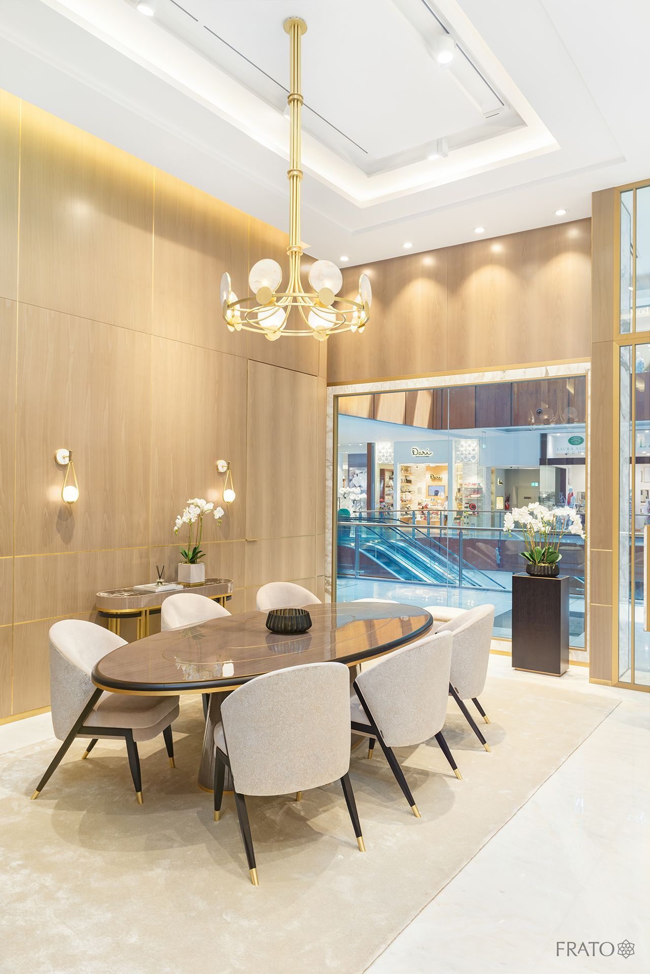 36 Charming Living Room Ideas: Welcome To Frato Interiors NEW FLAGSHIP STORE At The Dubai