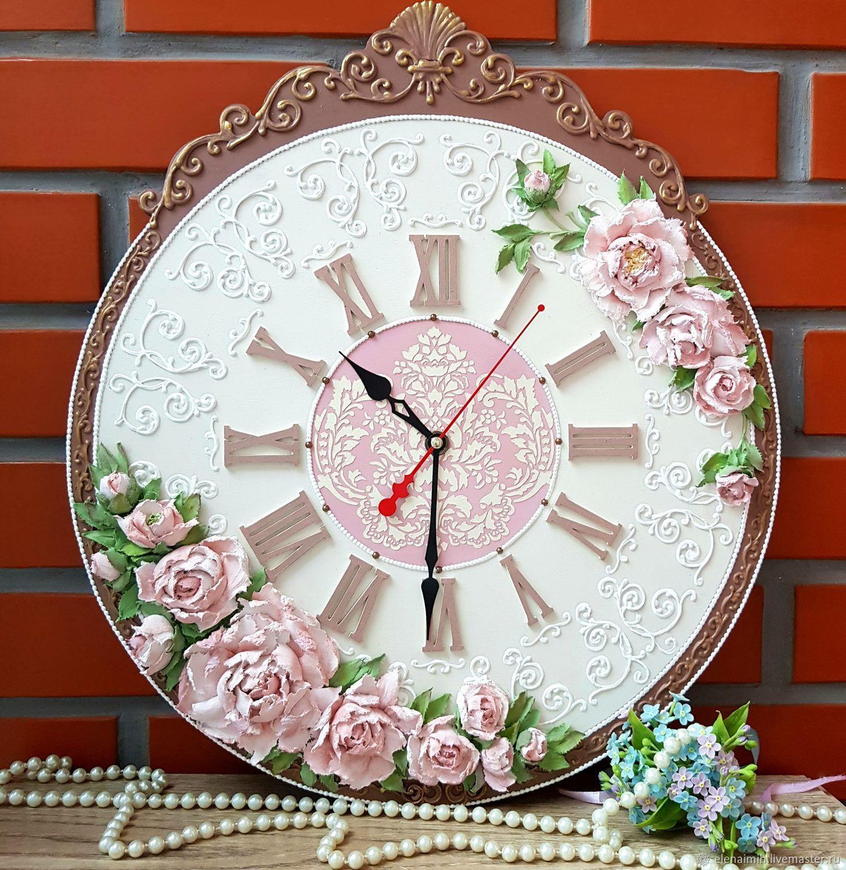 """часы настенные """"Бьюти"""" – купить в интернет-магазине на ..."""