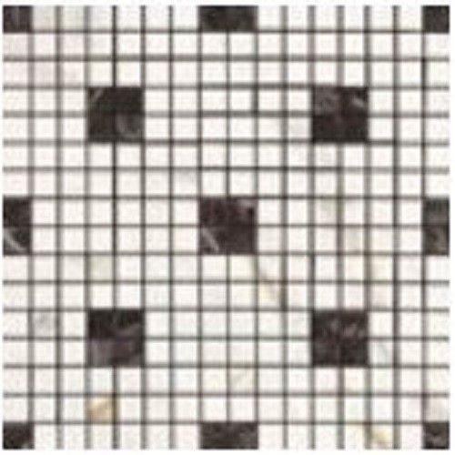 #Ragno #Bistrot #Mosaico Calacatta Michelangelo Glossy 29x29 cm R4ZJ | #Porcelain stoneware | on #bathroom39.com at 215 Euro/sqm | #mosaic #bathroom #kitchen