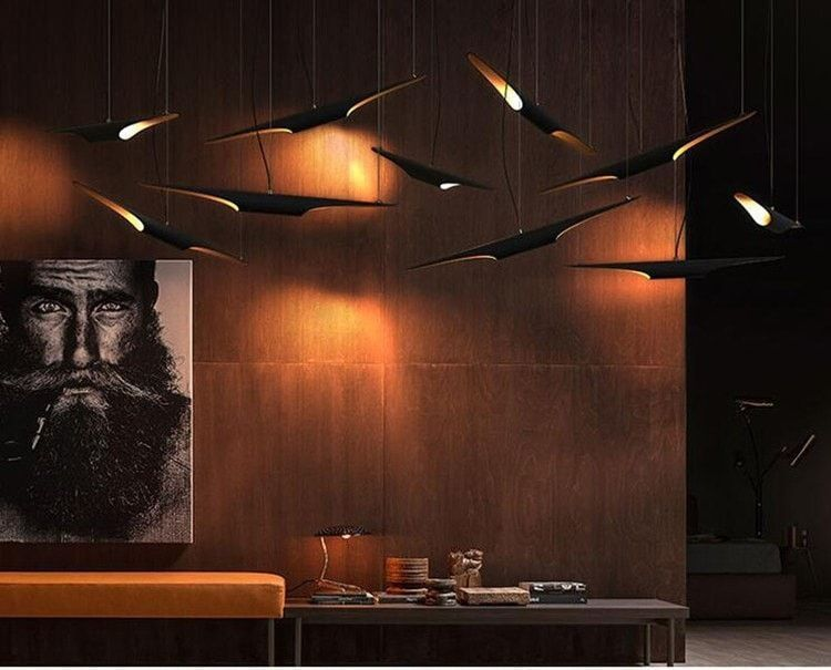 Buy Coltrane Oblique Aluminum Tube Pendant Light At Lifeix -2990