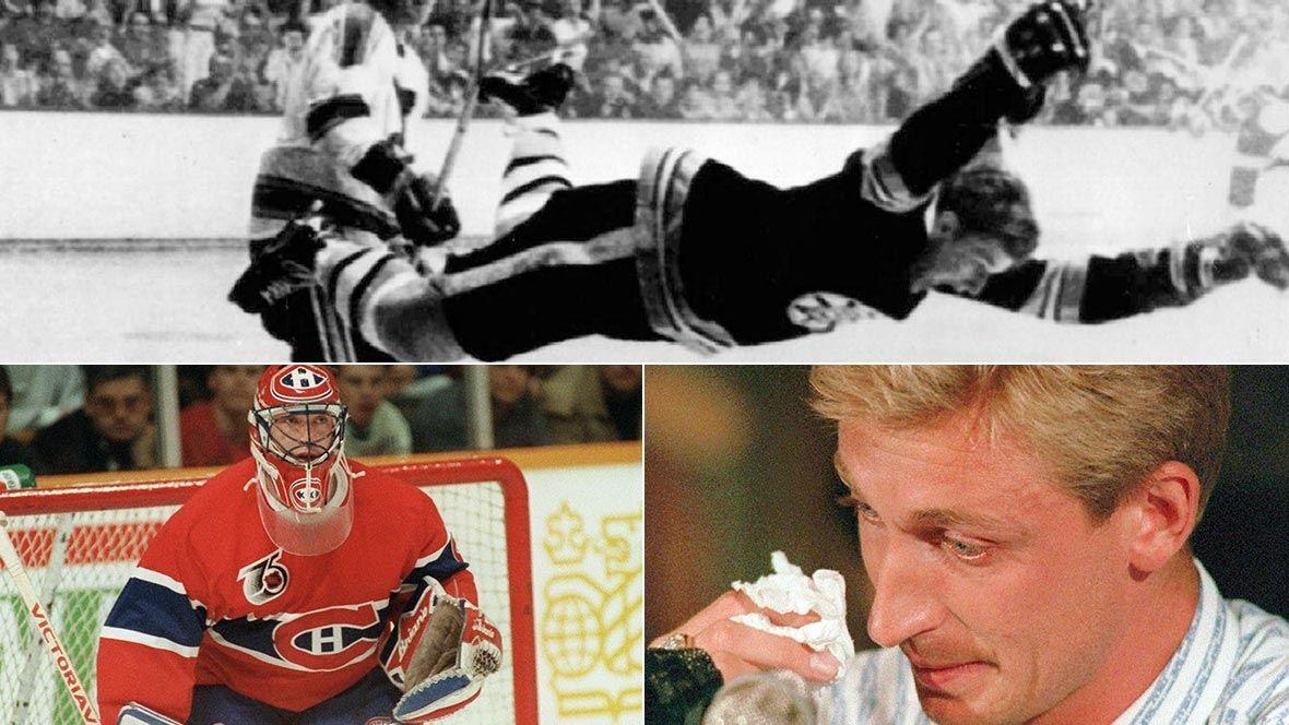 NHL 100 Gretzky trade, Orr goal among most memorable