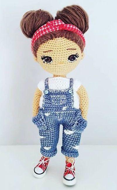 Amigurumi Bebek Elbise Yapımı | Amigurumi, Bebek elbiseleri, Elbise yapımı | 650x400