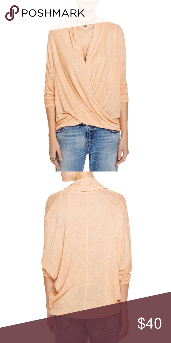 fca798d758cc Free People We The Free Sheila Hacci Drape Top Free People We The Free  Sheila Hacci