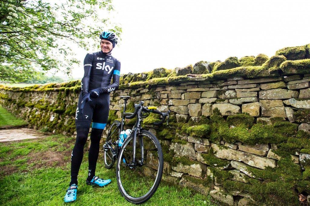 Tour de France in Yorkshire Gallery - Chris Froome Team Sky #tourdefrance #legranddepart #letouryorkshire #letourholmfirth #yorkshire #cycling #tdf #holmfirth #sport