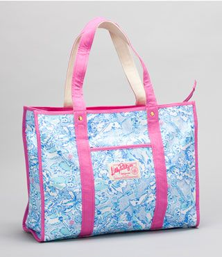 a2312266d2eb77 Lilly Pulitzer Kappa Kappa Gamma edition original tote. Still an essential  even for a lawyer