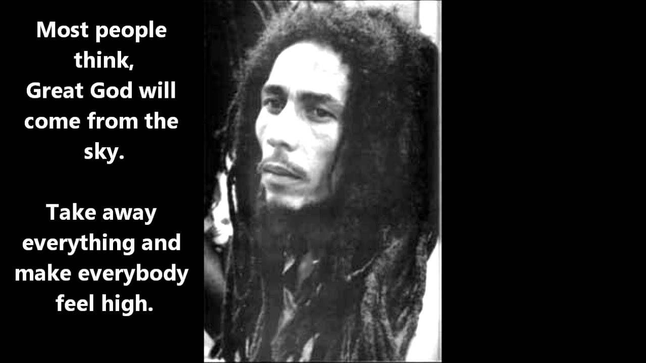 Get Up Stand Up Bob Marley With Lyrics Pretty Songs Bob Marley Marley