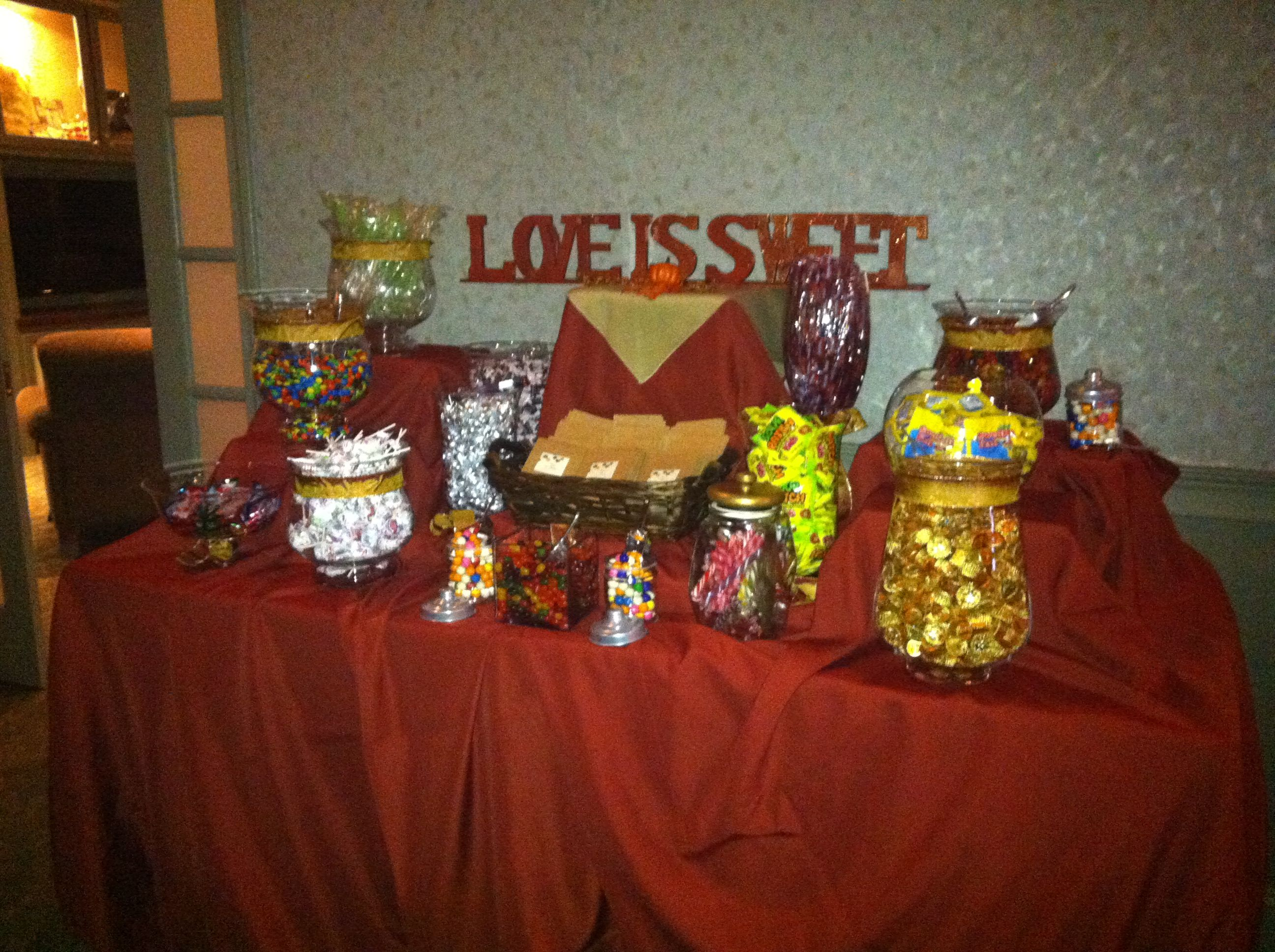 108 best Candy Buffet MISTAKES! images on Pinterest | Caramel ...