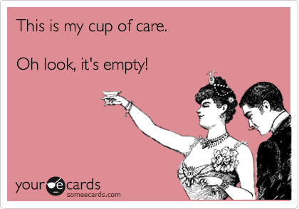 My cup of care#Repin By:Pinterest++ for iPad#