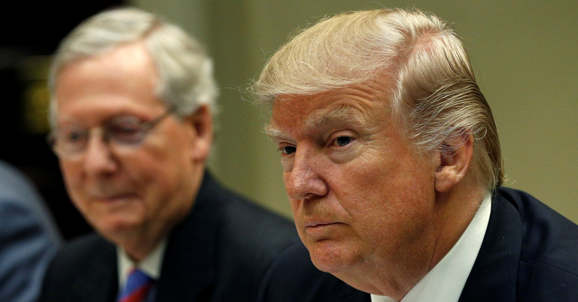 GOP Infighting Explodes Into Open Over Stalled Legislative