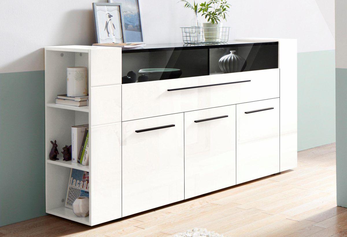 Wohnzimmer Kommode ~ Kommode weiß soft close funktion fsc zertifiziert
