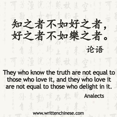 Confucius Stages Of Attainment