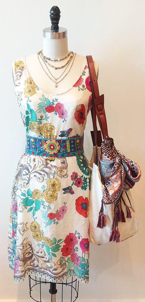 BoHo Chic Fashion – bohemian style kleding en Ibiza …