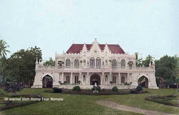 Pasar Senen, Weltevreden, Batavia Jakarta.