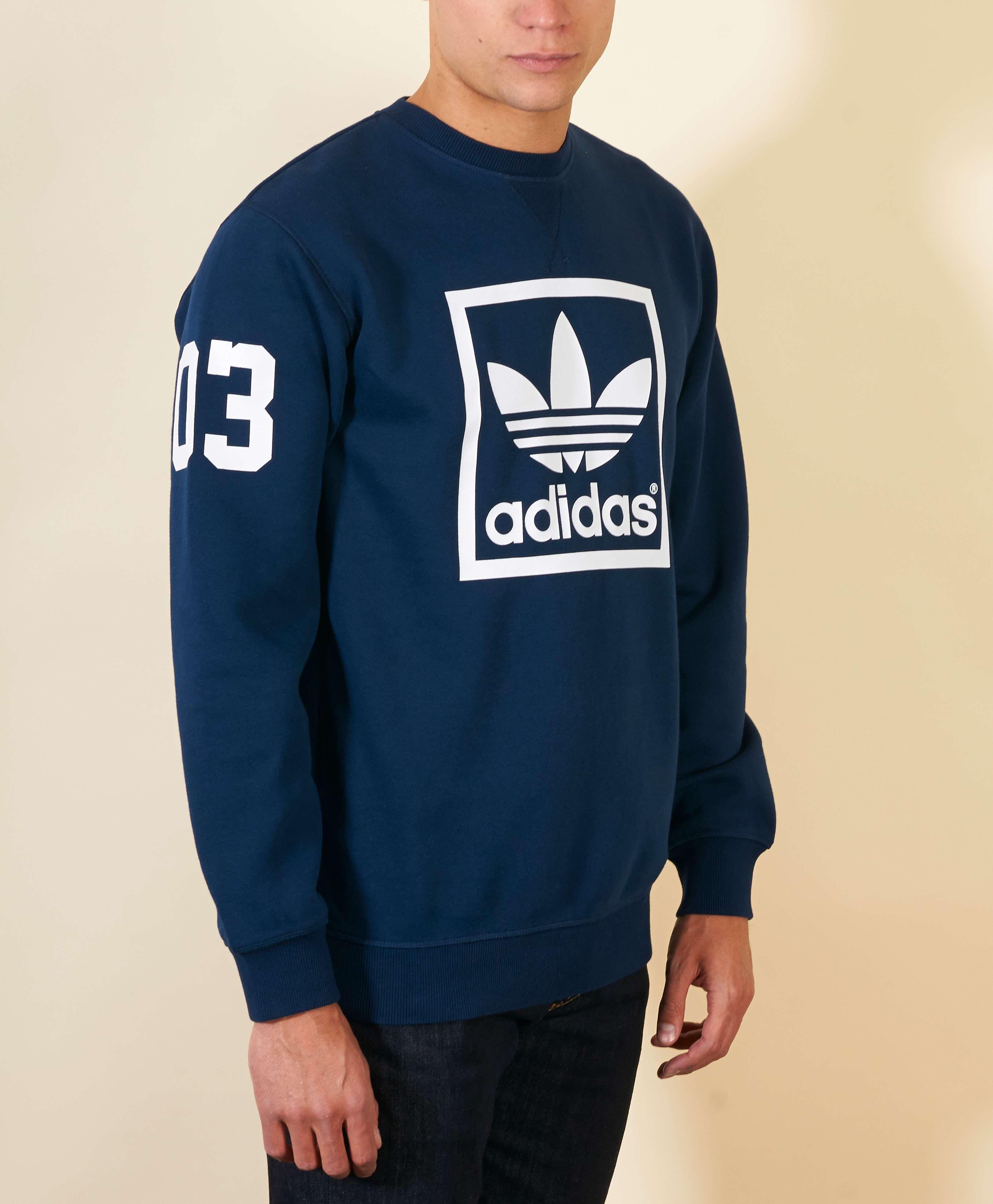 Adidas Originals 3 Foil Sweatshirt