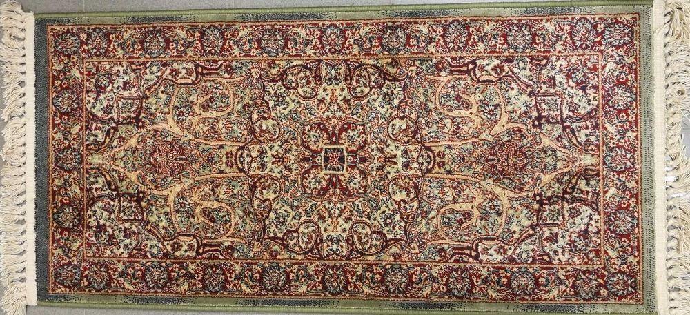 Stunning tappeto stile persiano classico x made in egitto scendiletto varie misure with tappeti - Tappeti scendiletto ikea ...