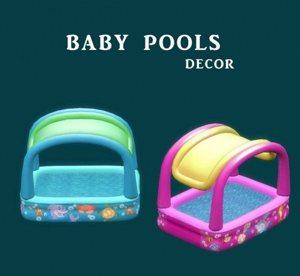 Leo sims baby pools for the sims 4 sims baby sims 4 sims for Pool builder quotes