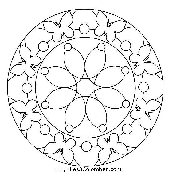 coloriage mandalas les beaux dessins de autres imprimer et colorier page mandalas. Black Bedroom Furniture Sets. Home Design Ideas