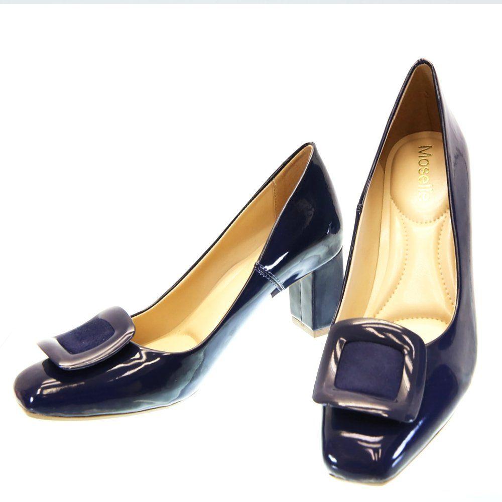 fd4e30891 Scarpin Azul 5727 Moselle | Moselle sapatos finos femininos! Moselle sua  boutique online.