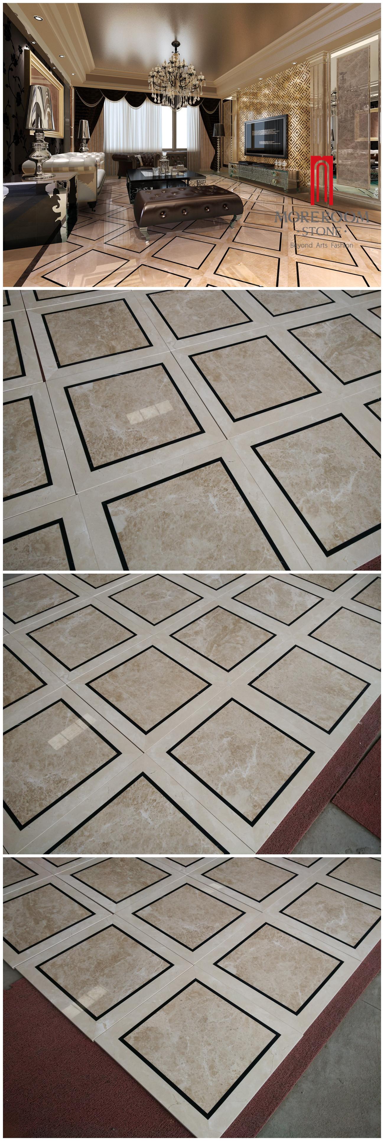 Marble Flooring Foshan Moreroom Stone Co.,Ltd  Aggie Chan  Tel:86-13923220432  Email:sals04@moreroomstone.com