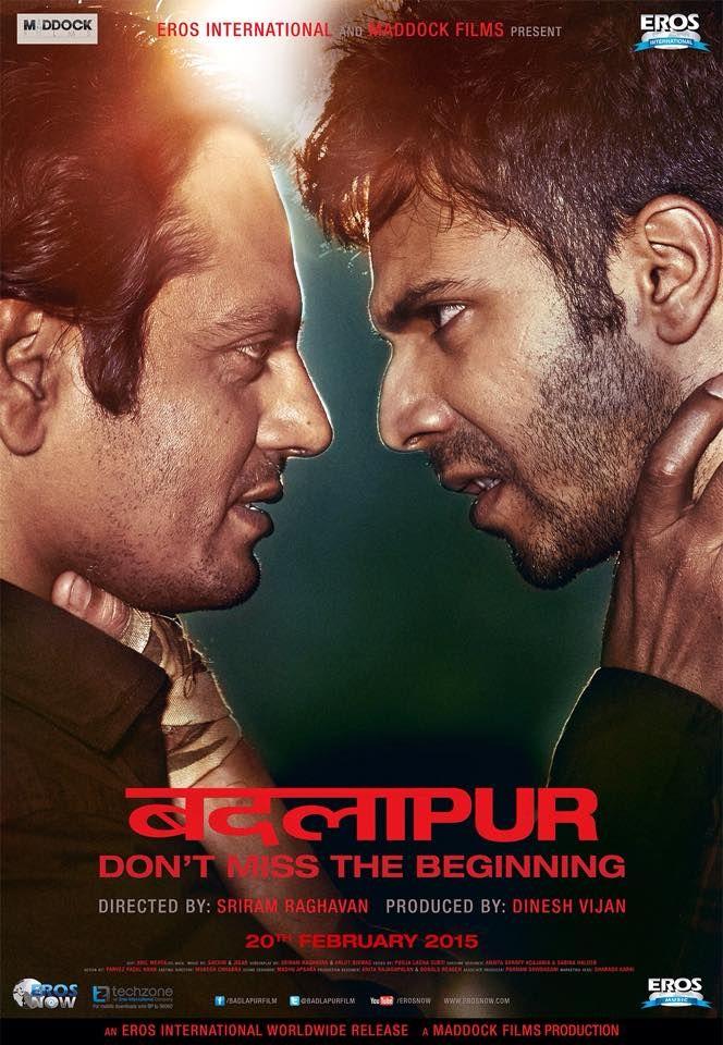 Image result for badlapur poster