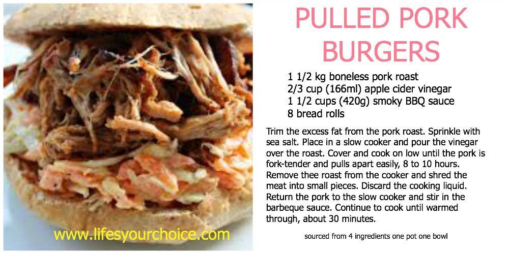 Great burgers. #pork #recipe #burger #food