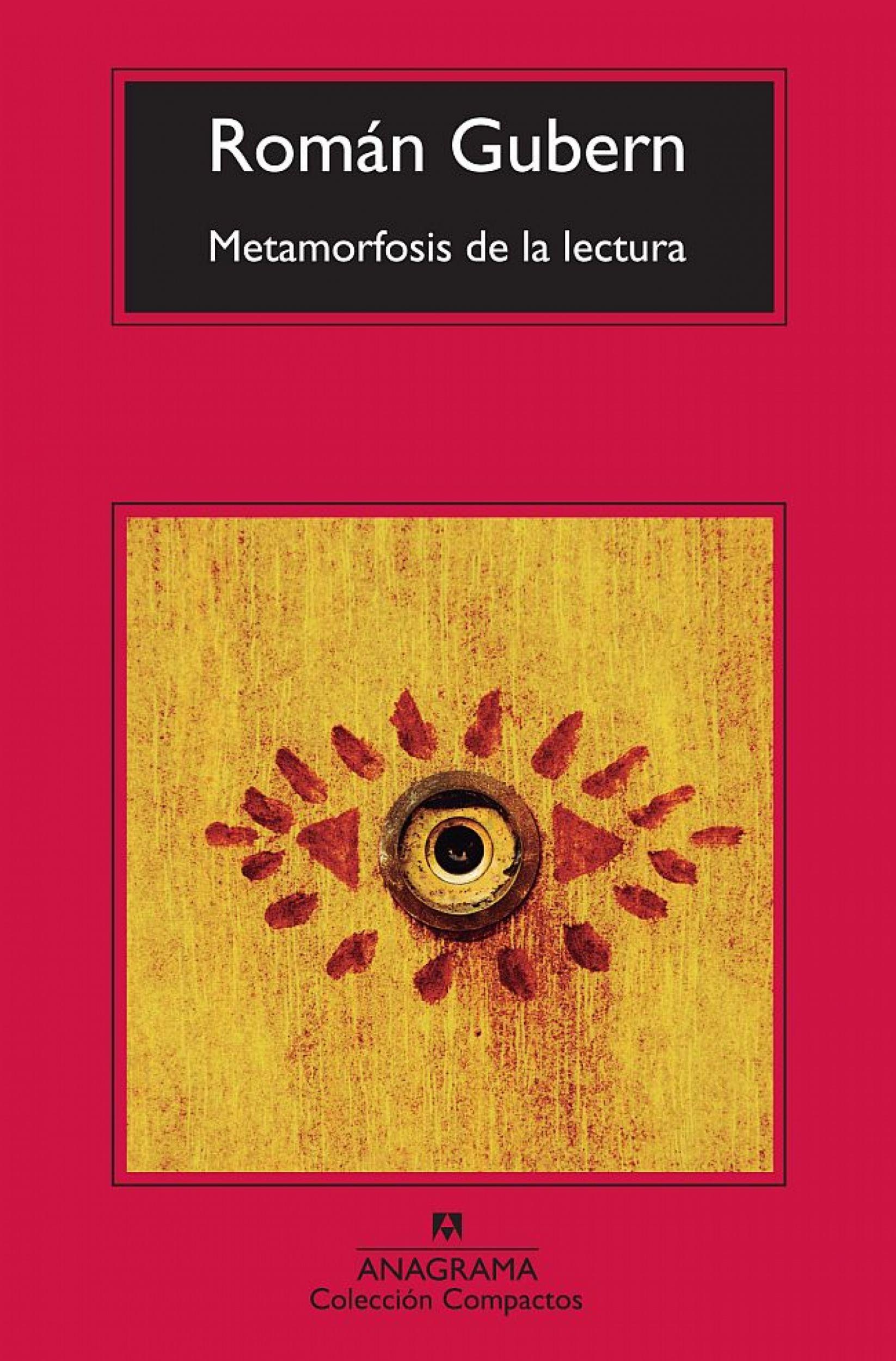 """""""Metamorfosis de la lectura"""". Editorial Anagrama. El ser humano es el único  ser vivo que ha sido capaz de desarrollar un lenguaje verbal articulado."""