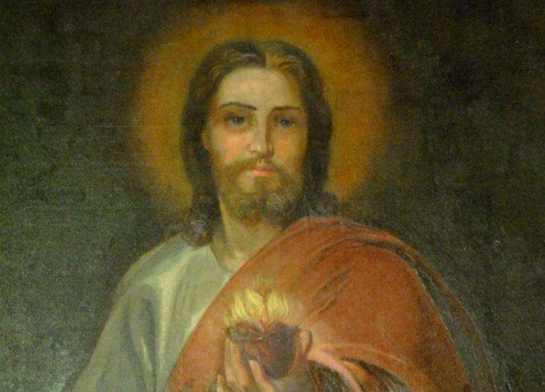 О Пресвятеє Серце Ісуса, помилуй нас!
