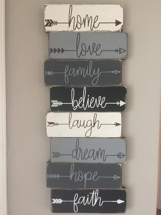 11 Diy Home Decor Ideas With Natural Wood And Branch Crafts To Create A Vintage Look Diy Wood Signs Handmade Home Crafts