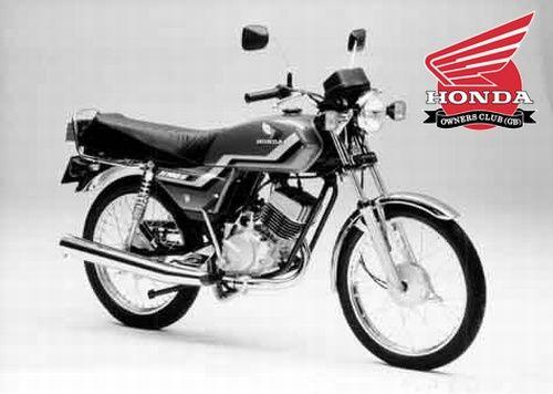 100cc Honda Motorcycle for India debuts at Auto Expo 2010