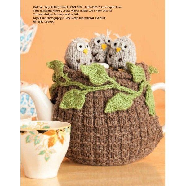 Owl tea cosy knitting pattern download crochet knitting home owl tea cosy knitting pattern download dt1010fo