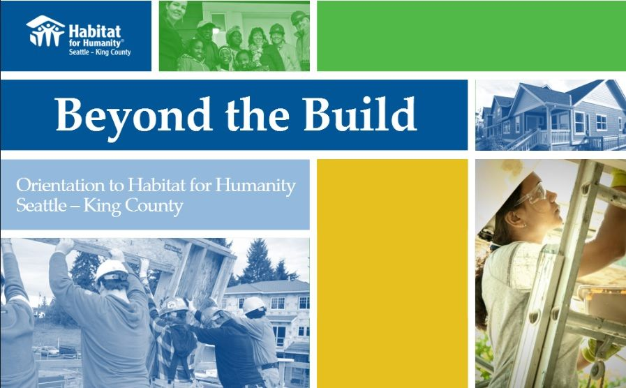 Join Us For Our Monthly Volunteer Orientation On The First Thursday Of Every Month Rsvp Volunteer Habitatskc Org Habitat Store