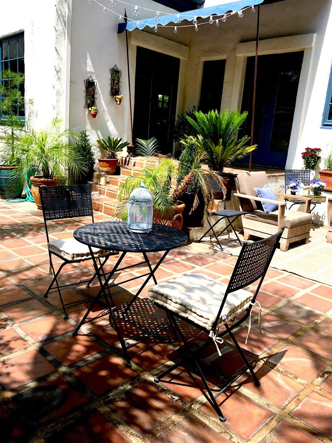 My House - Spanish Style Courtyard | Spanish style, House and Patios