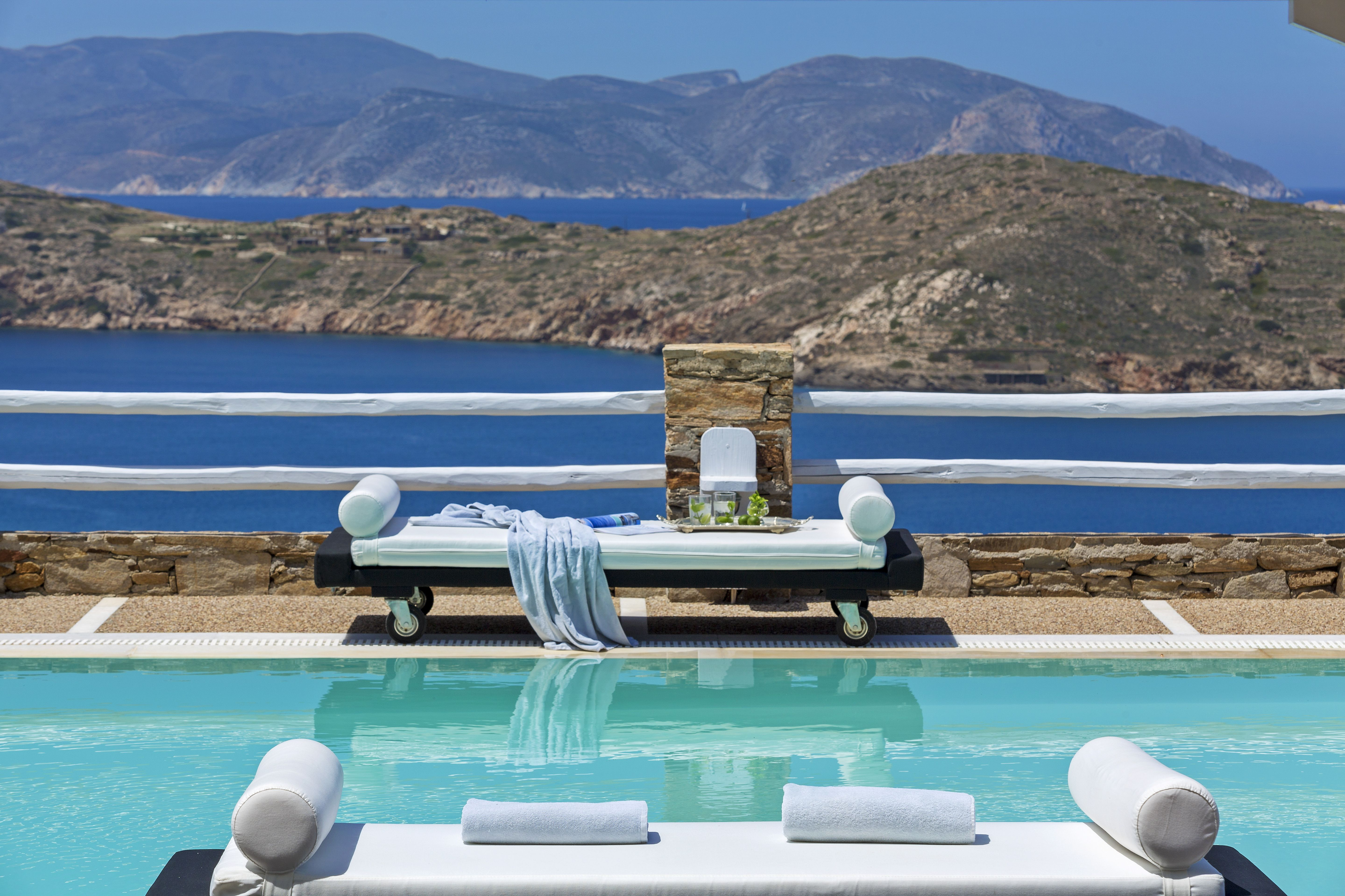 Happy Friday! #SummerInspiration Liostasi Ios Hotel & Spa in Chora, Ios, Greece http://www.slh.com/hotels/liostasi-ios-hotel-and-spa/