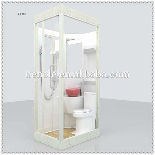 All In One Bathroom Units Prefab Bathroom N-1014 , Find Complete ...
