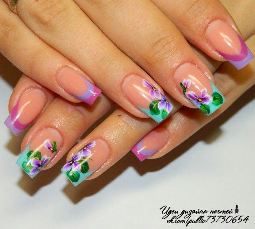 Pin by Марина Кронгардт on nails | Pinterest | Nail nail and Manicure